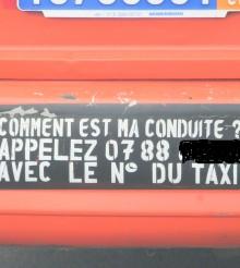 Mauvaises conduites, non-respect du code de la route, délit de fuite/ Le plaidoyer de ASK…